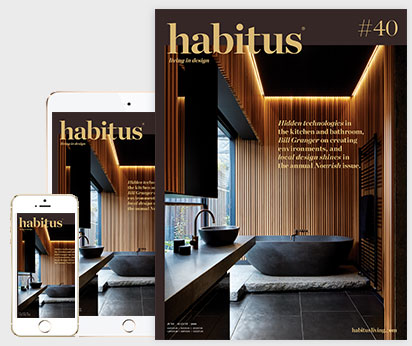 Subscribe to Habitus Today